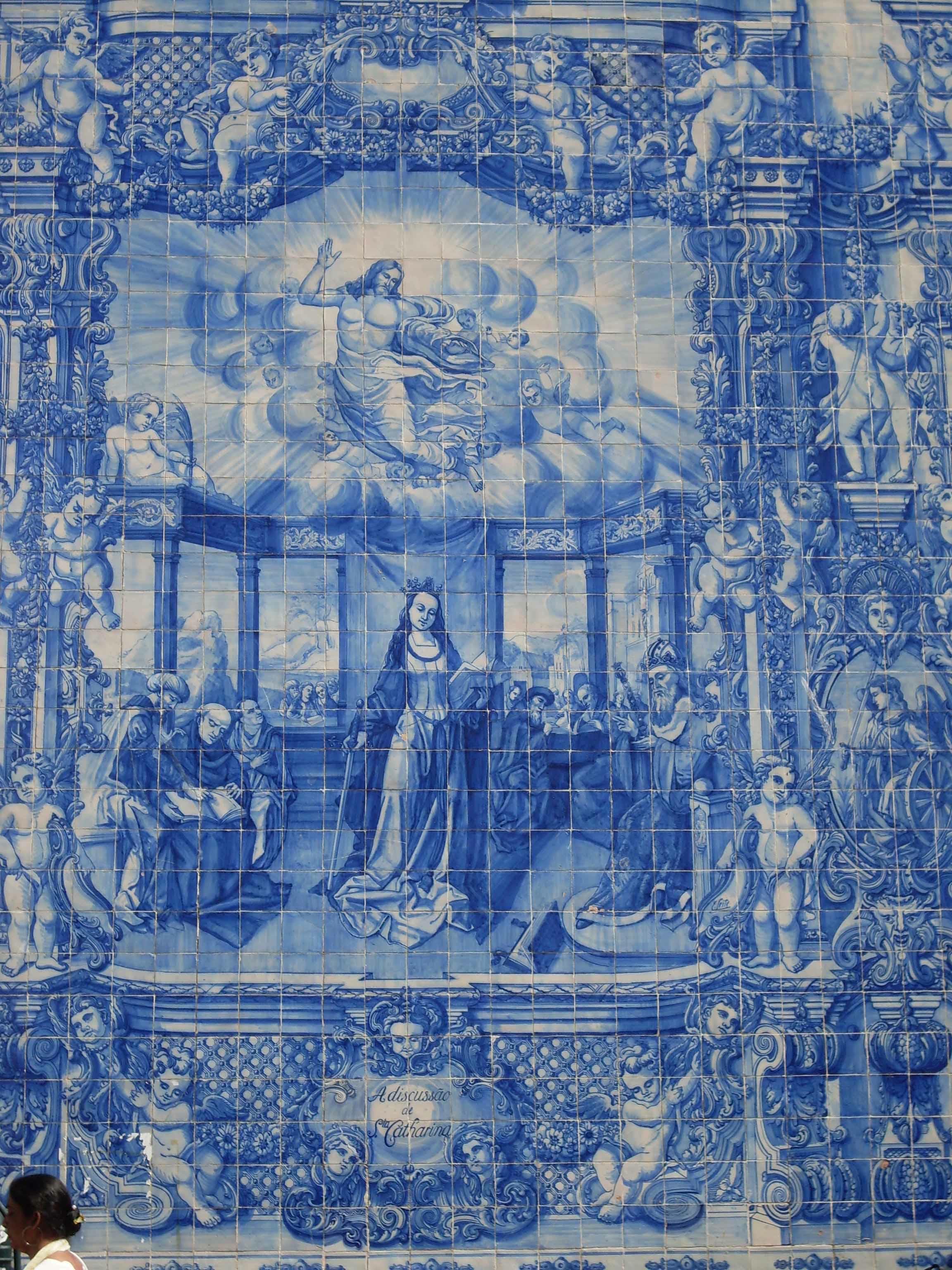 Azulejos portoghesi for Azulejos de ceramica