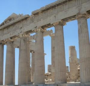 Visitare Atene, il Partenone