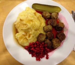 Cucina svedese: ricetta delle polpette
